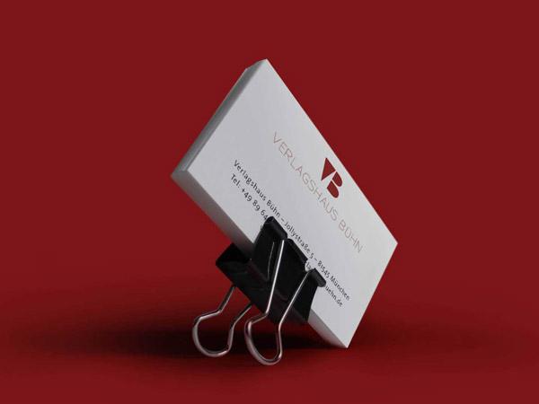 Verlagshaus Bühn<span>Corporate Design</span>